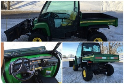 Picture of 2008 John Deere Gator High Performance 650