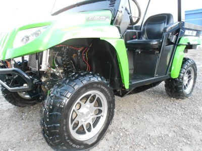 Picture of 2007 Arctic Cat Prowler XT 650