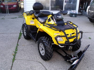 Picture of 2007 Can-Am Bombardier Outlander 650