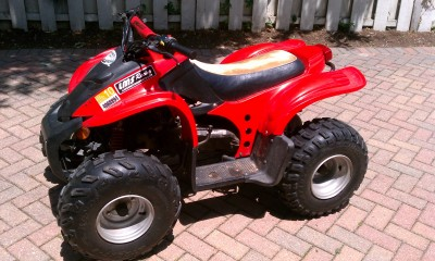 Picture of 2005 Can-Am Bombardier DS 90
