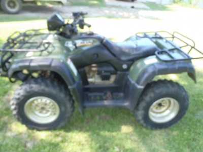Picture of 2003 Honda Big Red 700