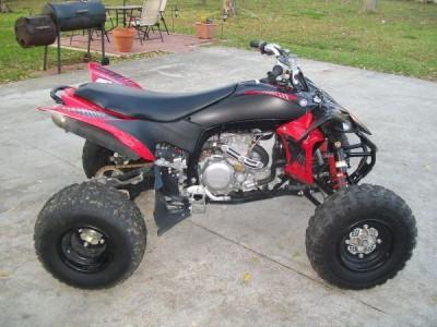 2011 yamaha raptor 450 cc atv for sale brazoria texas 77422 for Yamaha atv for sale cheap