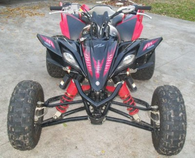 Yamaha Raptor  X For Sale