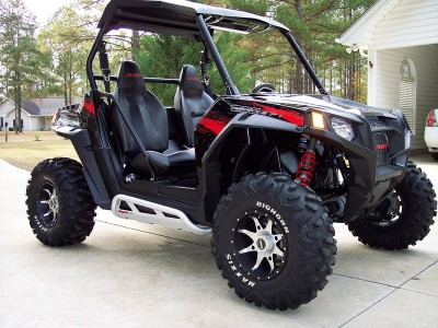 2011 Polaris Ranger RZR 800 cc ATV for sale Houston