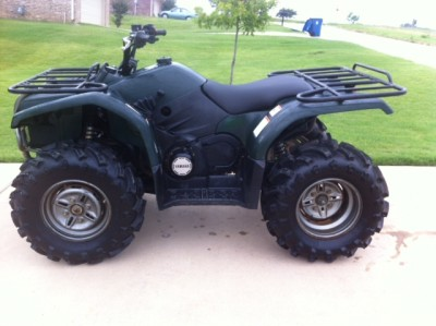 Picture of 2001 Yamaha Kodiak 400