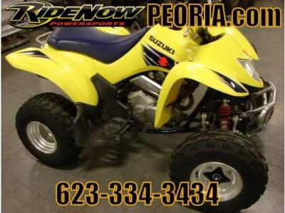2007 Suzuki Quadsport 250 Cc Atv For Sale Peoria Arizona 85381