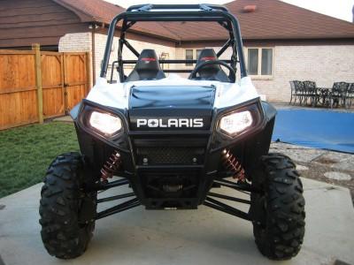2010 Polaris Ranger RZR 800 cc ATV for sale, Madison