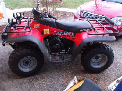 Picture of 2000 Arctic Cat 500 500