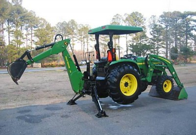 Picture of 2004 John Deere Special Edition Gator XUV 4x4 650