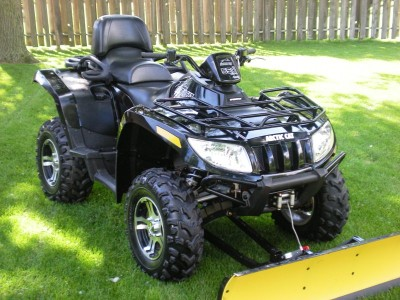 2009 arctic cat 550 550 cc atv for sale cottage grove for Cottage grove yamaha