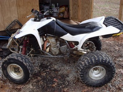 2006 suzuki ltz 400 cc atv for sale, amelia, virginia 23083